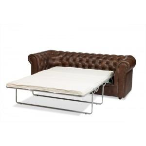 Честер Люкс: диван трехместный раскладной
