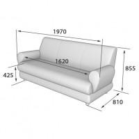 Матрикс: диван трехместный