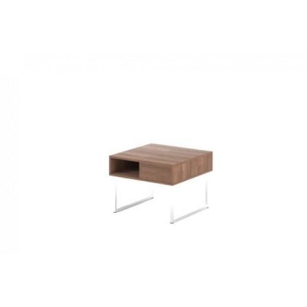 М24-1Т2: Столик деревянный с полкой