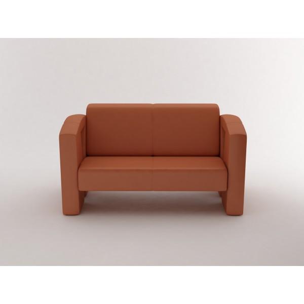 Бонус: диван двухместный