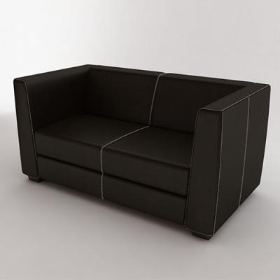 Наполеон: диван двухместный