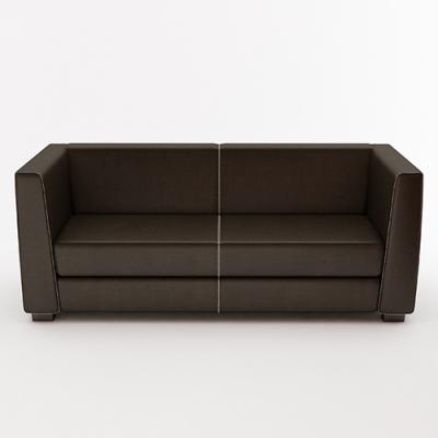 Наполеон: диван трехместный