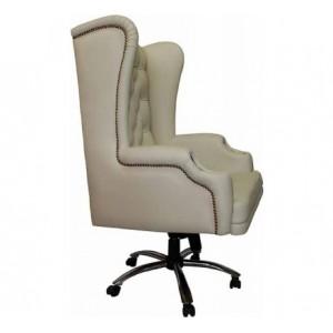 Кресло руководителя Olimp Chrome
